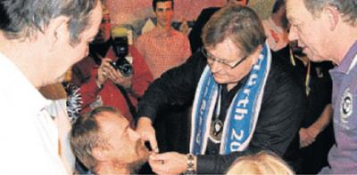 Presse 2013: Theo wird zu Theodora