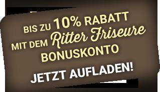 Das Ritter Friseure Bonuskonto