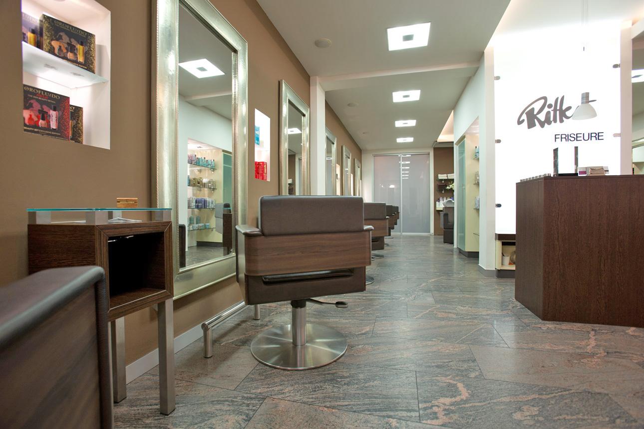Ritter Friseure: Damenbereich Salon