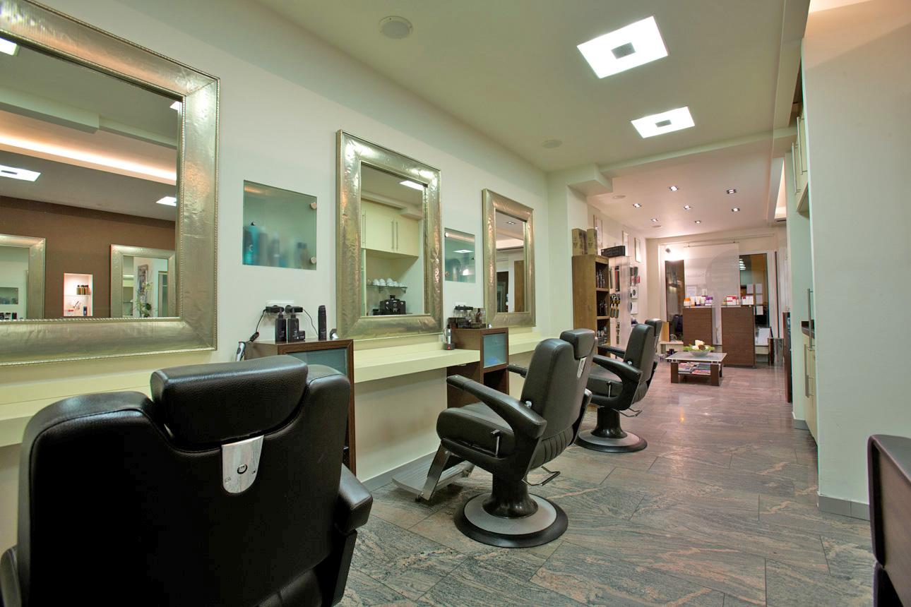 Ritter Friseure: Herrenbereich Salon